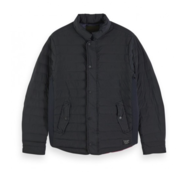 Scotch & Soda Gewatteerde Winterjas Navy (152013 - 0002)