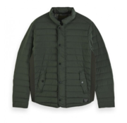 Scotch & Soda Gewatteerde Winterjas Boxing Green (152013 - 3159)