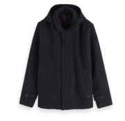 Scotch & Soda Wollen Coat Navy (152057 - 0002)