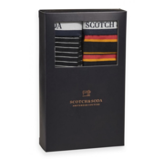 Scotch & Soda Boxershorts 2-pack Multicolor (151337 - 0218)