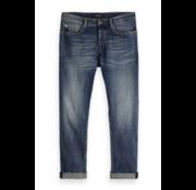 Scotch & Soda Jeans Ralston Washed Blauw (154199 - 3151)