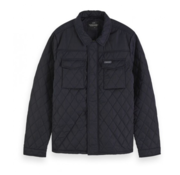 Scotch & Soda Winterjas Quilted Jacket Navy (152206 - 0002)