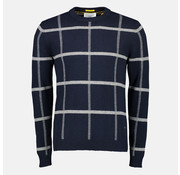 New In Town Pullover Close Fitting Night Blue (8995037-493)