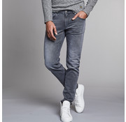New In Town Jeans Close Fitting Asphalt Grijs (87NPD01-262)