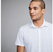 New In Town Korte Mouw Overhemd Wit (8942038-100)