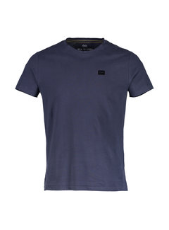 New In Town T-Shirt Close Fitting Navy (8003003-494)