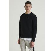 CHASIN' Longsleeve Sweater Taleb Zwart (4111400035-E90)