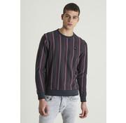 CHASIN' Longsleeve Sweater Micky Bordeaux (4111400044-E41)