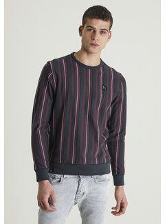 CHASIN' Longsleeve Sweater Micky Bordeaux (4111400044-E41)