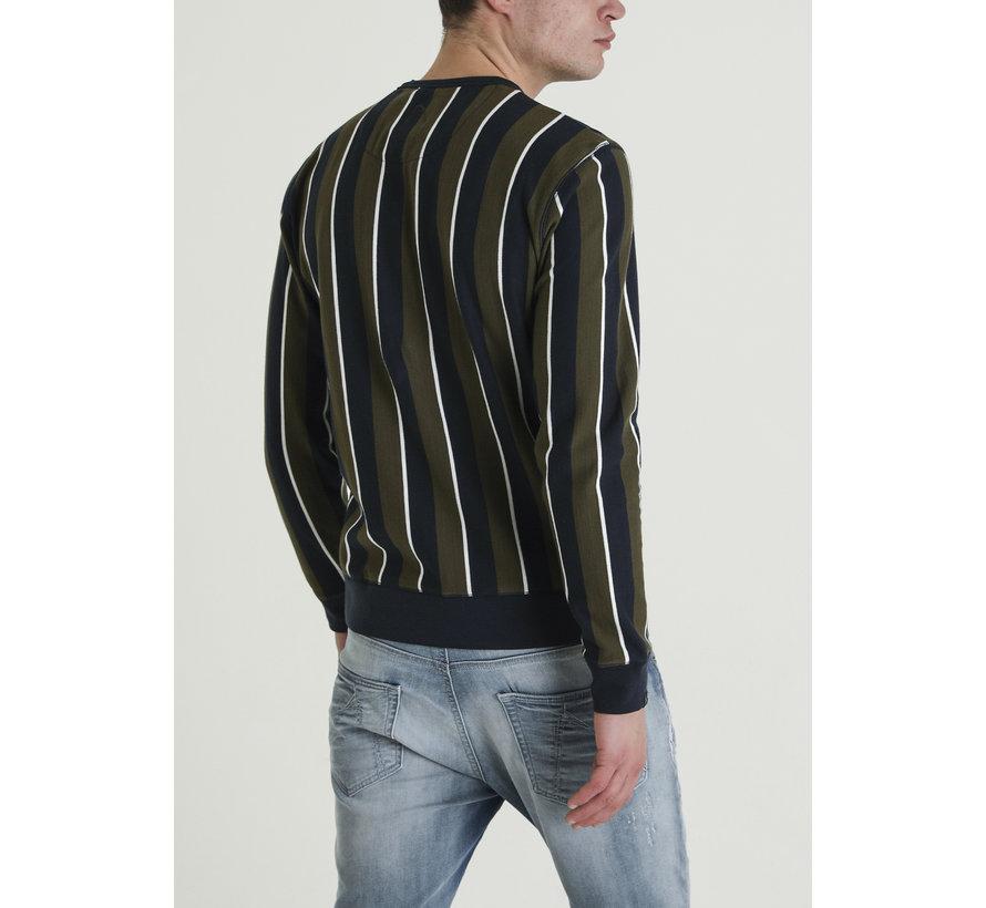 Longsleeve Sweater Micky Navy (4111400044-E60)