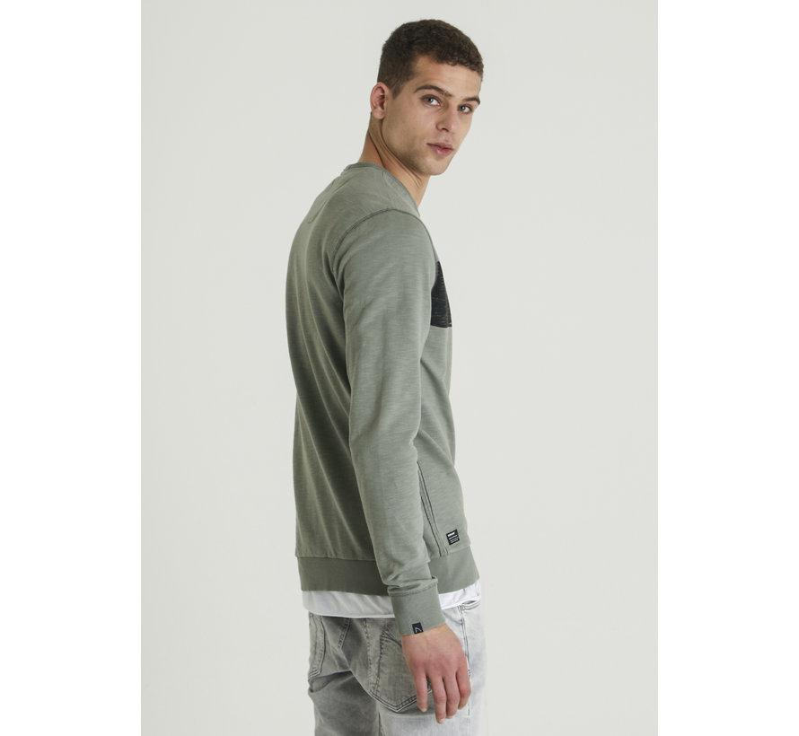 Longsleeve Sweater Remy Blauw (5111400037-E51)