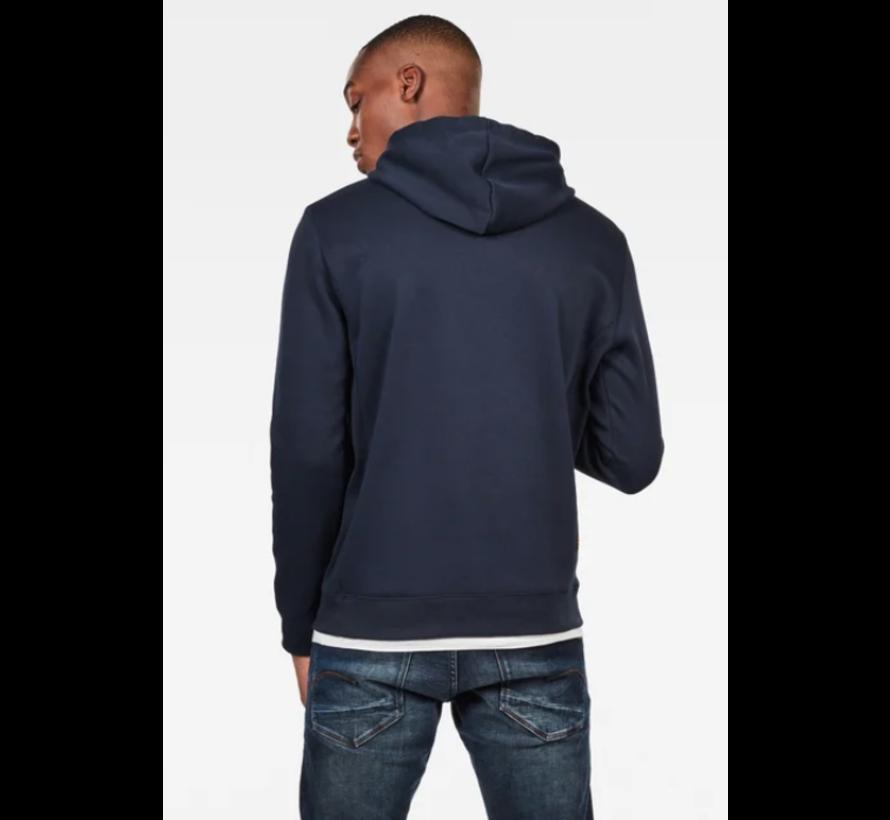 Sweater Ronde Hals Navy Blauw (D16121 - C235 - 6067)