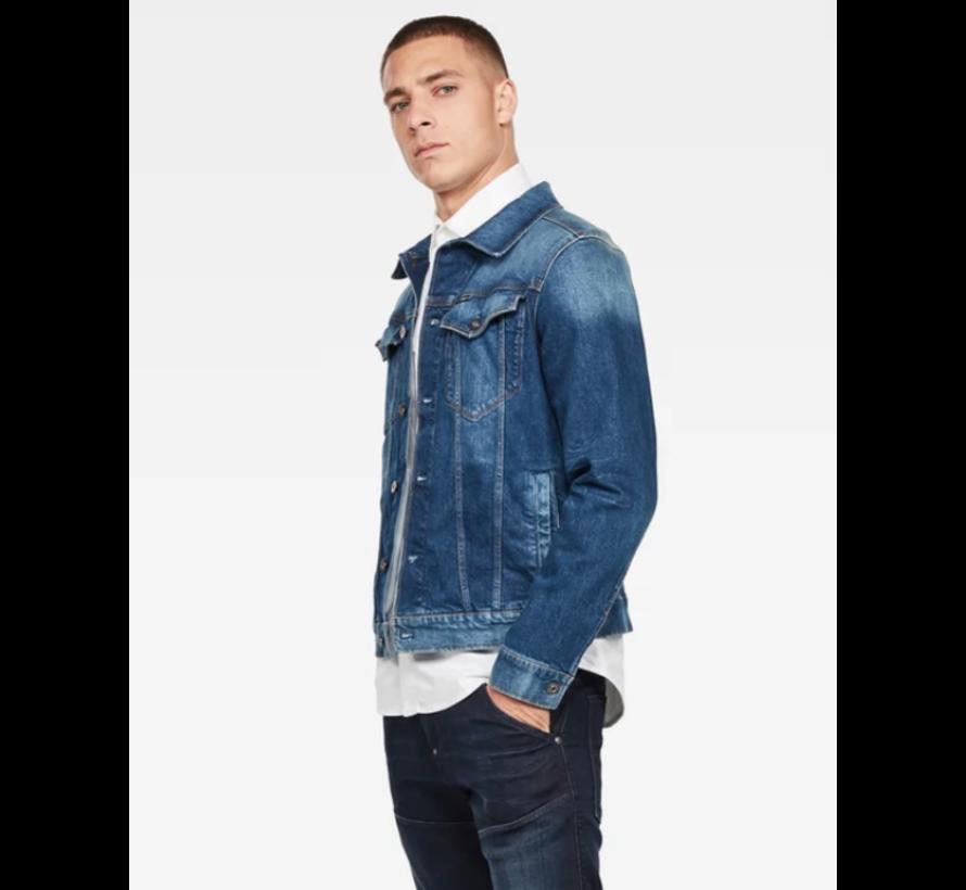 Spijkerjas Slim Fit Blauw (D11150 - C052 - A951)