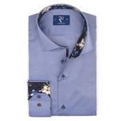 R2 Amsterdam Overhemd Denim Blauw (107.WSP.003 - 013)