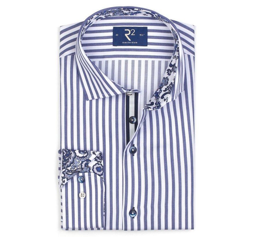 Overhemd Blauw (107.WSP.026 - 014)