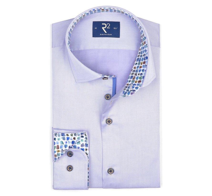 Overhemd Dobby Lila (107.WPS.042 - 067)