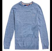 Superdry OL Cotton Crew Sweater Blauw (M6100040A - 1SM)