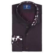 R2 Amsterdam Overhemd Bordeaux (106.WSP.100 - 080)
