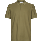 Calvin Klein Polo Pique Slim Fit Army Groen (K10K102758 - MSS)