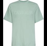 Calvin Klein T-shirt Logo Lichtgroen (K10K105166 - LFG)