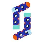 Happy Socks Sunny Smile Rock Blauw (SMS01 - 6500)