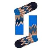 Happy Socks Stripe Reef Blauw (SRE01 - 6300)