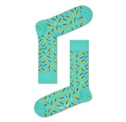 Happy Socks Confetti Palm Groen (CFP01 - 7300)