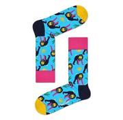 Happy Socks Monkey Blauw (MNK01 - 6300)