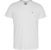 Tommy Hilfiger T-shirt Ronde Hals Wit (DM0DM04792 - 100)