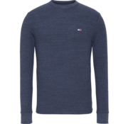 Tommy Hilfiger Longsleeve T-shirt Mini Waffle Navy (DM0DM06957 - C87)