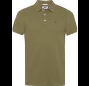 Tommy Hilfiger Polo Uniform Olive (DM0DM08068 - L8Q)