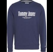Tommy Hilfiger Sweater Logo Tommy Jeans Navy (DM0DM08132 - C87)