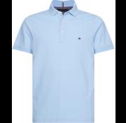 Tommy Hilfiger Polo Slim Fit Licht Blauw (MW0MW10764 - CYT)