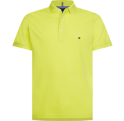 Tommy Hilfiger Polo Slim Fit Lime Groen (MW0MW10764 - LRE)