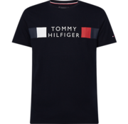 Tommy Hilfiger T-shirt Logo Navy (MW0MW13330 - DW5)