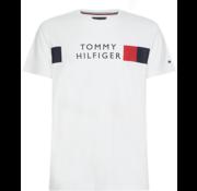 Tommy Hilfiger T-shirt Logo Wit (MW0MW13330 - YBR)
