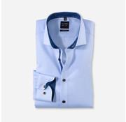 Olymp Overhemd Level 5 Body Fit Licht Blauw (2106 54 11)