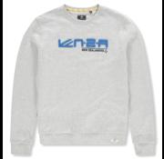 New Zealand Auckland Sweater Waharoa Grijs (20AN310 - 70)