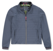 New Zealand Auckland Softshell Jas Maratoto Navy Blauw (20AN803 - 278)
