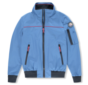 New Zealand Auckland Softshell Jas Waitoki Blauw (20AN807 - 260)
