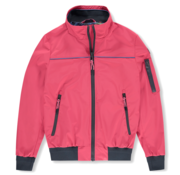 New Zealand Auckland Softshell Jas Waitoki Rood (20AN807 - 287)
