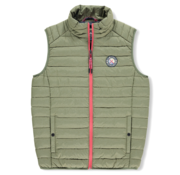 New Zealand Auckland Bodywarmer Waiouru Army Groen (20AN820 - 456)