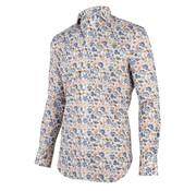Cavallaro Napoli Overhemd Amando Multicolor Bloemenprint (1001062 - 10046)O