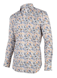 Cavallaro Napoli Overhemd Amando Multicolor Bloemenprint (1001062 - 10046)