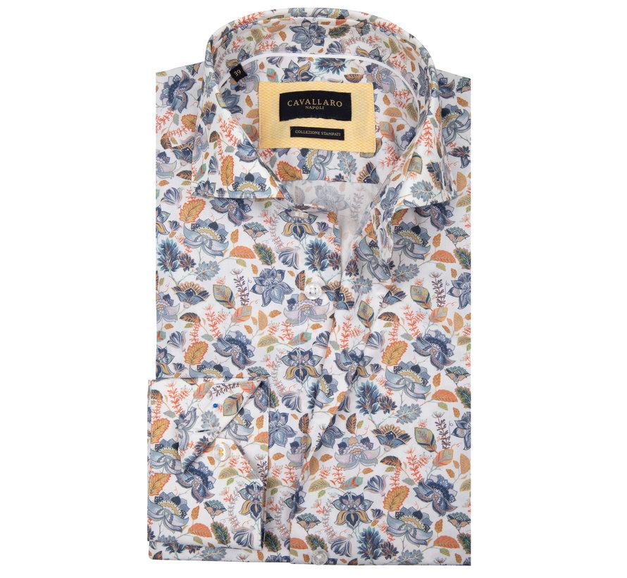 Overhemd Amando Multicolor Bloemenprint (1001062 - 10046)