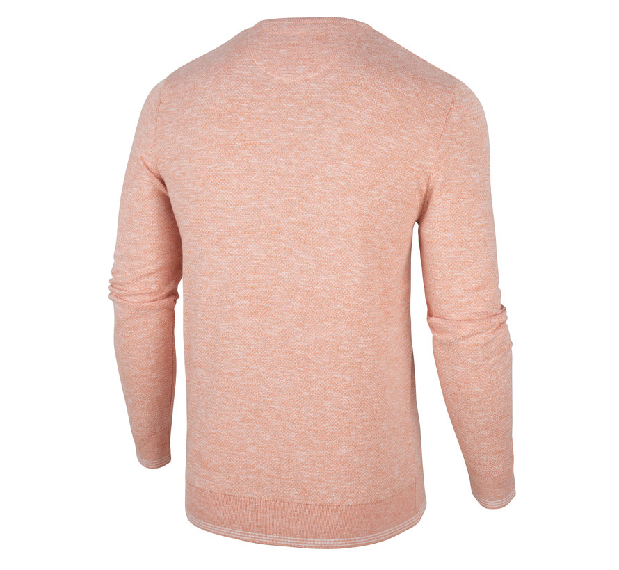 Pullover Ronde Hals Festo Oranje (1801012 - 36000)