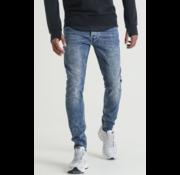 CHASIN' Jeans Ego Logan Blauw (1111400013 - E00)