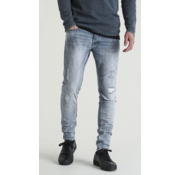 CHASIN' Jeans Ego West NP Licht Blauw (1111400070 - E00)