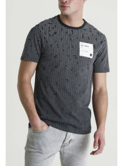 CHASIN' T-Shirt Rabor Zwart Print (5211400098 - E90)