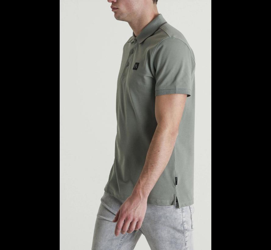 Korte Mouw Polo Player Groen (5218400015 - E51)